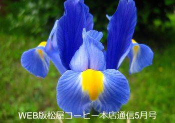 WEB版松屋コーヒー本店通信5月号